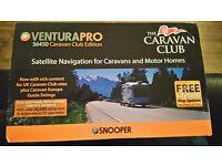 Snooper Caravan/Motorhome Sat Nav
