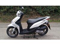 Honda Vision 50cc scooter