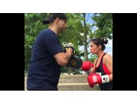 Free! Personal Training / Self Defence 1-1 Or Group/Circuit Training Stoke Park Esate