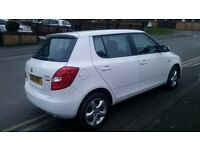 2012 SKODA FABIA (ON 61 PLATE) CLEAN IN AND OUT WITH LONG MOT !! QUICK SALE !! SWOP OR PART X