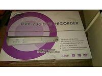 4KUS DVR-230 DVD RECORDER New