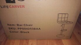 Boxed Bar Stool For Sale