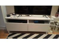 IKEA Besta Tv Stand For Sale