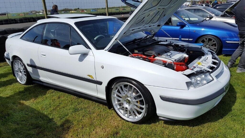 L K Vauxhall Calibra C20let Turbo 48000 Miles Trophy Winner Stunning Example Rare Opportunity In Clackmannan Clackmannanshire Gumtree
