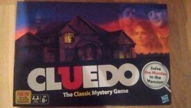Hasbro Cluedo Board Game