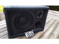EBS Neoline 110 Bass Guitar Cab Cabinet - Upgraded Speaker / Driver, Great with a Fender