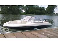 Speed Boat - Bayliner 160 Bowrider