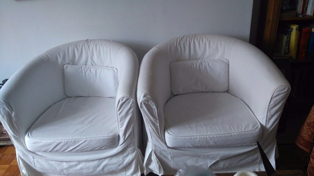 Sofa bed & chairs