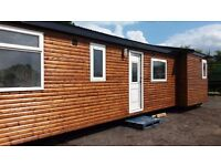 mobile homes/log cabins