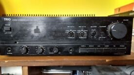Trio A-5X Stereo Integrated Amplifier