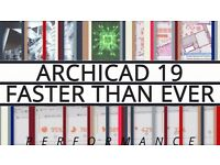 ARCHICAD 19 AND 20 FOR WINDOWS AND MAC OSX - FULL