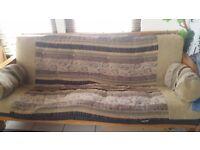 Doubke sofa bed