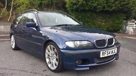 2005 Msport touring 320d £2150