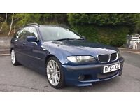 2005 Msport touring 320d £1995 no offers