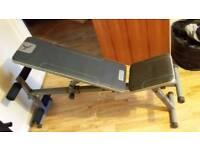 Brand new weights bench £30