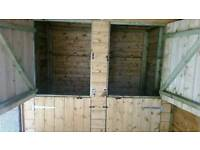 10 ft x 6ft dog kennel