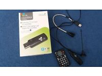 pctv Microstick freeview tv dongle for your pc / mac