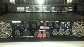 NUMARK 1900W STEREO POWER AMP