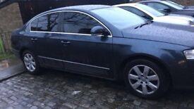VW PASSAT FULL SERVICE HISTORY BY VOLKSWAGEN £2500