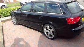 Audi A4 S line Avant estate