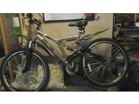 ADULT RALEIGH MOTOMAX MEN'S BIKE