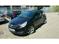 2008 Vauxhall Corsa 1.6 i 16v SRi 3dr turbo (Rare model)
