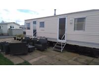 Static caravan sited on southview skegness 6 birth