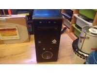 empty atx/mini atx pc case