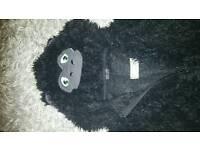Furry fluffy Gorilla onesie