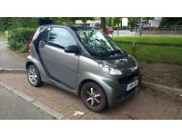Smart Car Fortwo Coupe Passion 2011