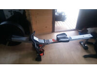 Rowing machine. V-fit Innsbruck 2 Air Rower