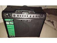 Line 6 Spider Jam Guitar Amplifier, 75 Watts