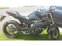 XJ600N Excellent condition never ridden in the wet