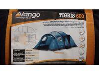 Vango Tigris 600 Tent (Blue)