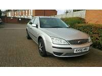 FORD MONDEO. 1.8* 2007 MODEL.1 FORMER KEEPER 68000 MILEAGE. £1250