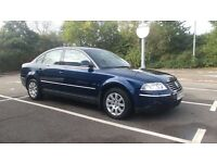 VOLKSWAGEN PASSAT SE 20V SALOON/2004//FRESH MOT///FULLY LOADED///1 OWNER £850