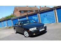 Volvo s80 2.9 auto geartronic in immaculate condition long tax&mot hpi clear. Px swap