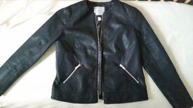 Brand new dorothy perkins black jacket
