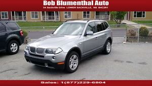 2007 BMW X3 3.0i Financing Available