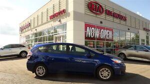 2015 Toyota Prius v Amazing Fuel Economy
