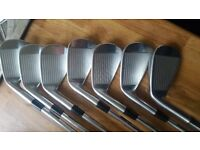 Taylormade rsi to fordged irons