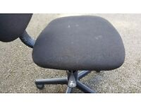 Basic Office Chair FREE DELIVERY (03126)