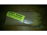 Large pack of incense