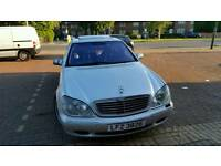Mercedes s class S430 fully equipped not bmw vw audi volvo ford