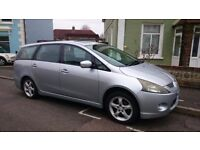 MITSUBISHI GRANDIS 2.0 DI-D 7 Seats, Full Leather, DIESEL, PERFECT FAMILY CAR In Excellent Condition