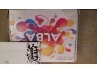 alba new set top box