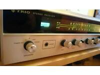Trio KR-2200,tuner-amplifier,vintage, classic, rare