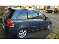 Vauxhall zafira SRI 1.9 CDTI Auto