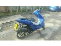 Yamaha xq 125 scooter moped great runner nice drive like piaggio aprilia 12 month mot