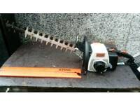 Stihl hs 61 hedge trimmer